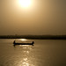 Boat on Ganges River