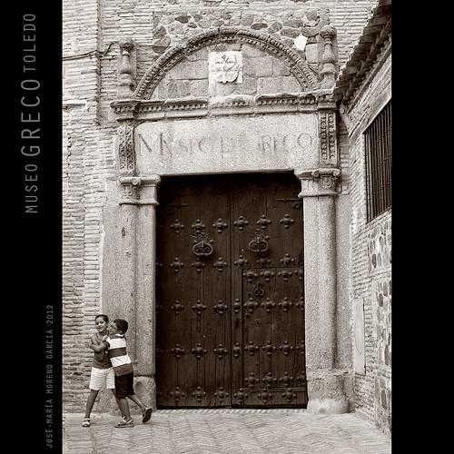 Museo GRECO Toledo by JOSE-MARIA MORENO GARCIA = FOTOGRAFO HUMANISTA Y D