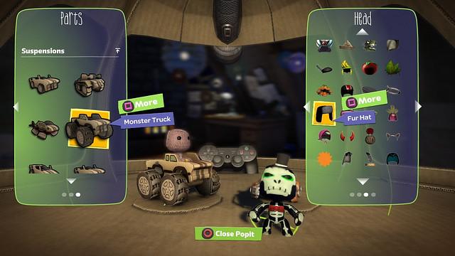 LittleBigPlanet Karting - Pod
