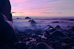 [フリー画像素材] 自然風景, 海, ビーチ・海岸, 朝焼け・夕焼け, 風景 - オーストラリア ID:201208222000