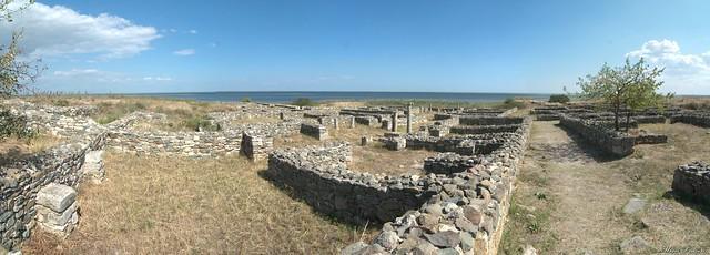 ruinele Histriei
