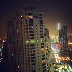Last night in Dubai