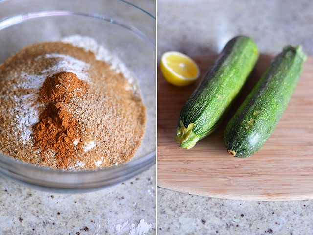zucchini-bread-ingredients