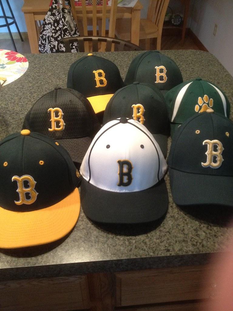eee47c7e1ff Blackhawk Cougars High School Baseball Hats