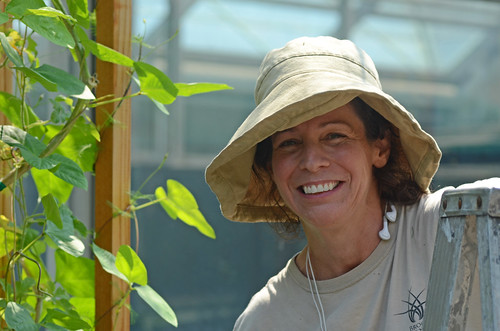 Karla Chandler, BBG Gardener