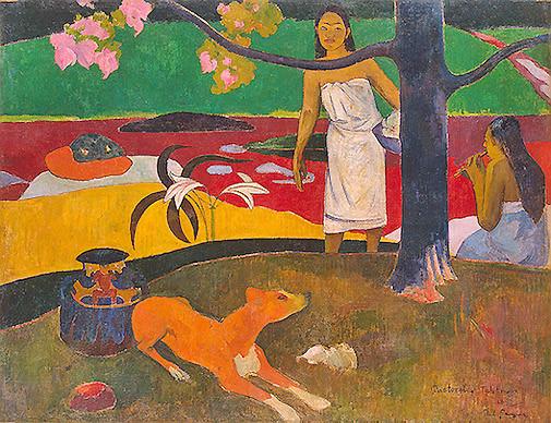 quadro di paul gauguin