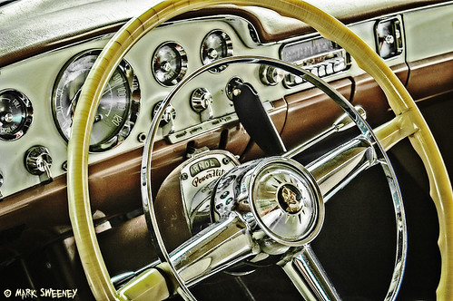 DeSoto Dash - Automotive Art