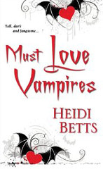 September 4, 2012 by Brava      Must Love Vampires (Vampire #1) by Heidi Betts