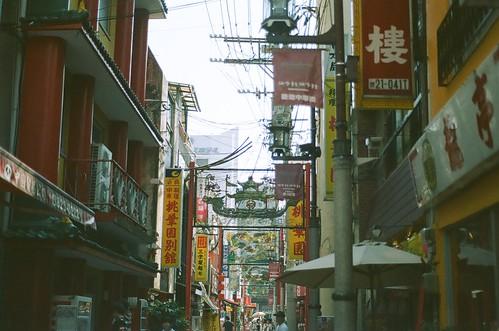 nagasaki chinatown.