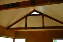 Living trusses and Gyprock
