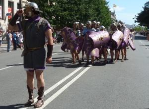 En las guerras Cantabras los romanos nubca estuvieron en el Valle de Buelna por Paulino Laguillo García-Barcena