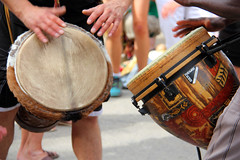 percussion, drummer, barrel drum, drum, hand drum, skin-head percussion instrument,