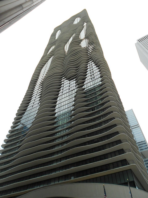 Photo:Aqua Tower - Exterior 3 By Chicago Architecture Today