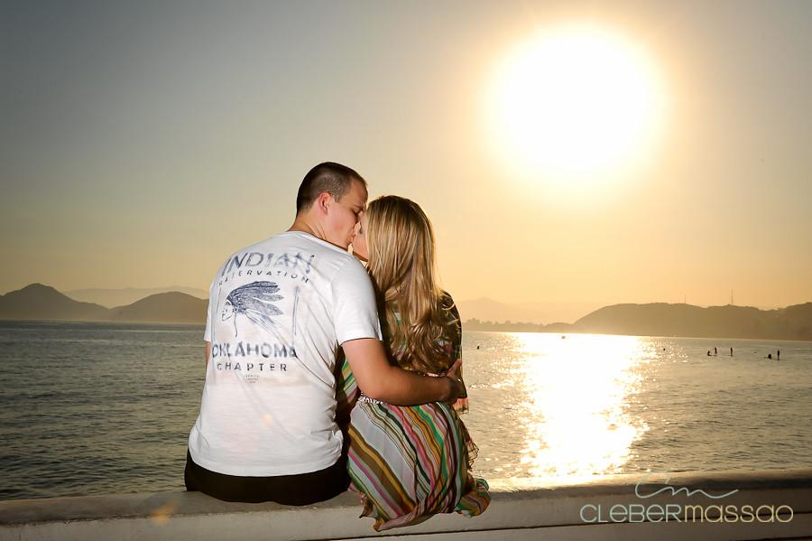 Lais e Diego E-session na praia de Santos-44