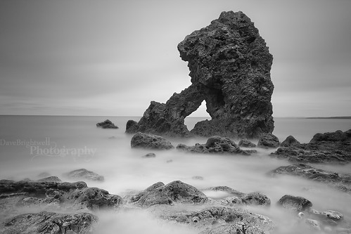 Ten Stop Shot Rock by Dave Brightwell