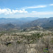 View from Hierve el Agua - Oaxaca Region, Mexico