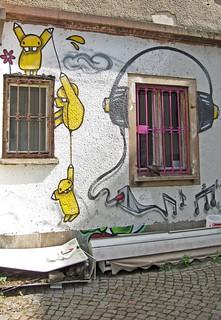 Streetart Chemnitz