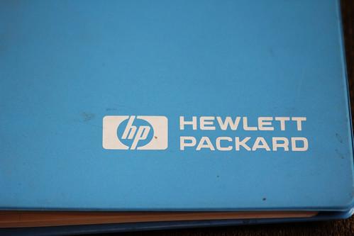 hp binder