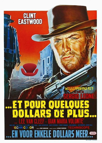 FOR A FEW DOLLARS MORE by Colonel Flick