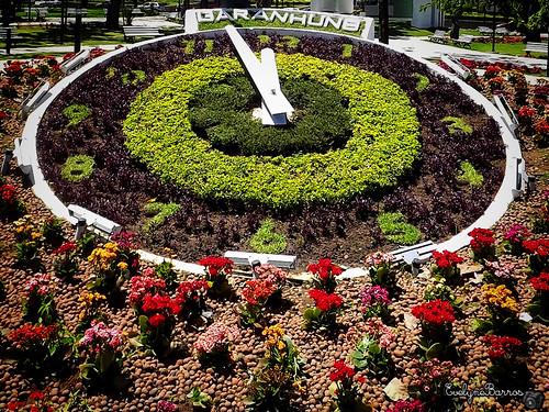 Relógio das Flores ; Garanhuns - PE