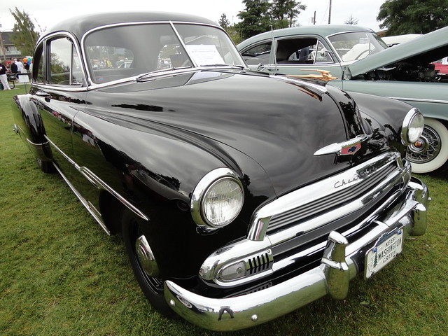 1951 chevrolet styleline deluxe 2 door sedan flickr for 1951 chevy 2 door coupe