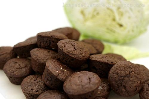 Cabbage muffins / Muffin del cavolo