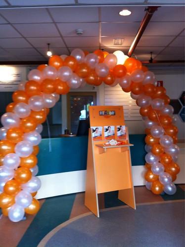 Ballonboog 6m Fit All Day Ridderkerk