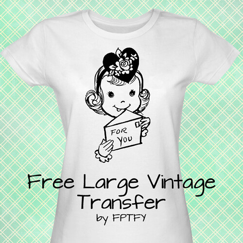 Large Free Vintage Clip Art by fptfy web ex