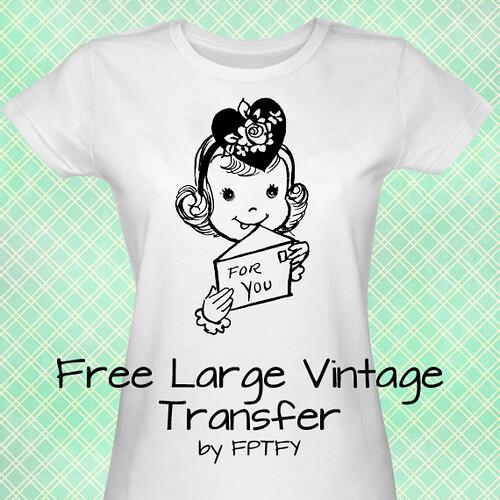 Large Free Vintage Clip Art by fptfy web ex