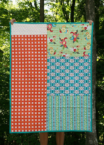 100 Quilts for Kids Back