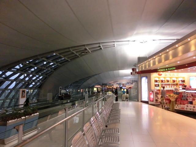 (BKK) Suvarnabhumi Airport Departures
