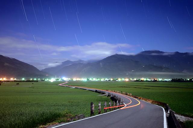 2012.09.01 台東 / 池上 / 天堂路 (PS)