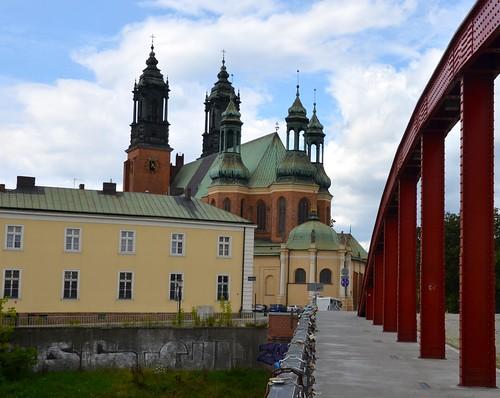 Poznan - Ostrów Tumski Cathedral Island