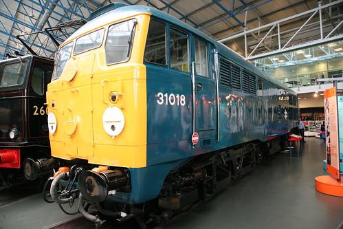 BR Brush Type 2 ( Class 31 ) A1A-A1A 31 018