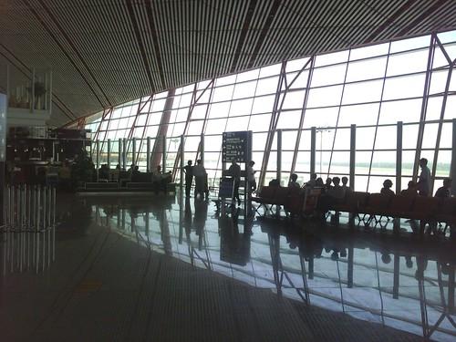 首都北京空港