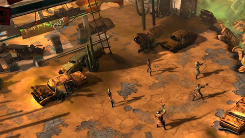 Wasteland 2: First Video Shows Zooming