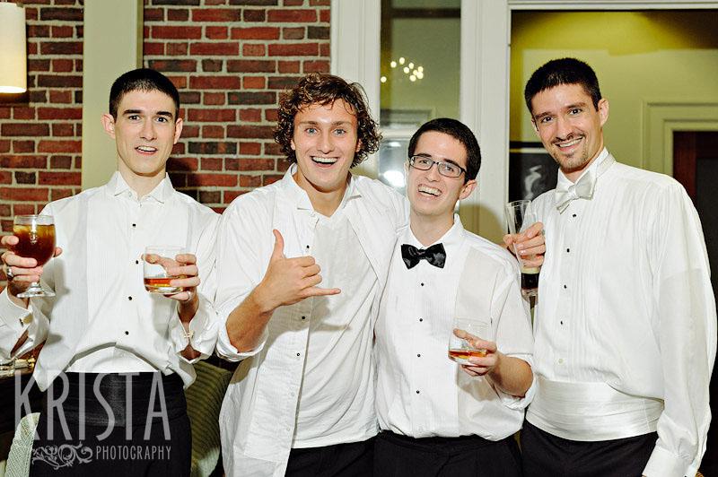 Summer Wedding at the Harvard Faculty Club