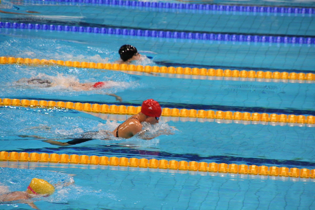 London 2012 Paralympic Swimming