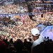 Final moments of the 2012 Democratic National Convention. Photo: Malachi Segers/Youth Radio
