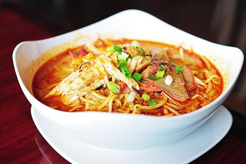Singaporean Style Laksa - Mamak Malaysian Restaurant