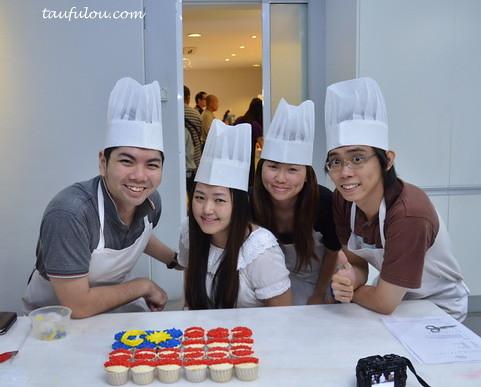 Celcom Cup Cake Challenge Finale @ Publika