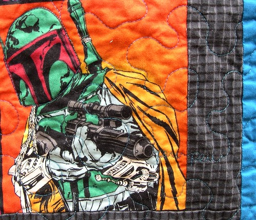 Star Wars Quilt Episode 2 Finished Hip To Be A Square Quilting