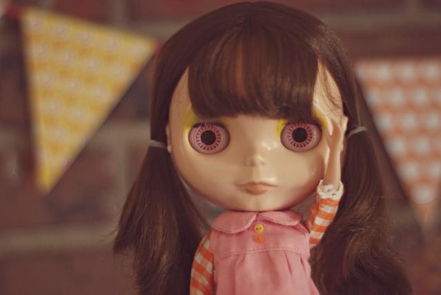 Hi I'm Billie Blair