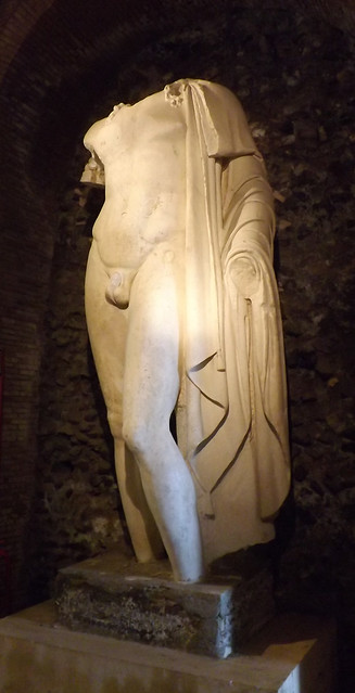 Cult Statue of Veiovis in the Capitoline Museum, June 2012