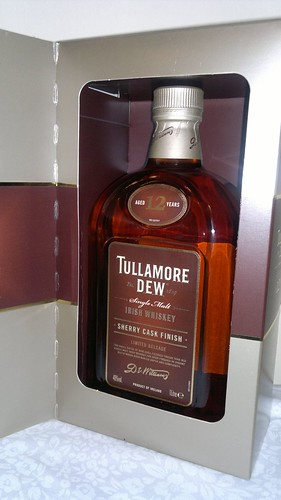 Tullamore Dew 12yo Sherry Finish