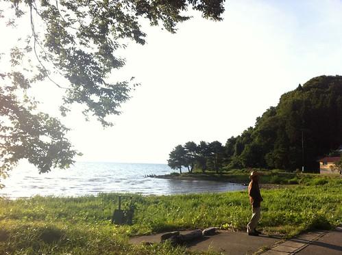 Around Inawashiro Lake