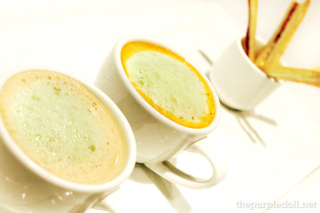 Double Espresso Soup P350