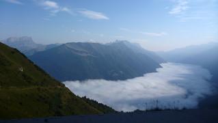 Col du Mont Lachat 2077m
