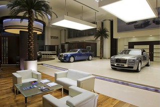 Rolls-Royce targets blooming Asia-Pacific market in boutique expansion