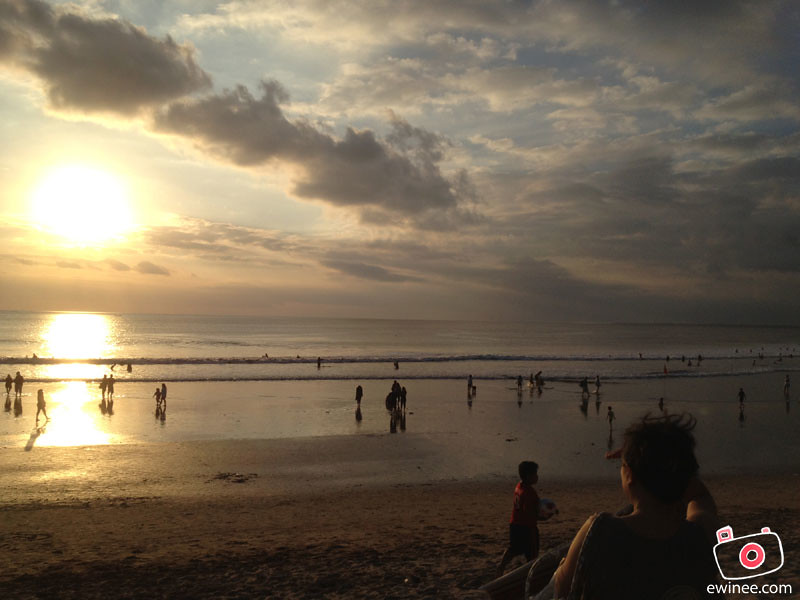 KUTA-BEACH-BALI-DENPASAR--SUNSET